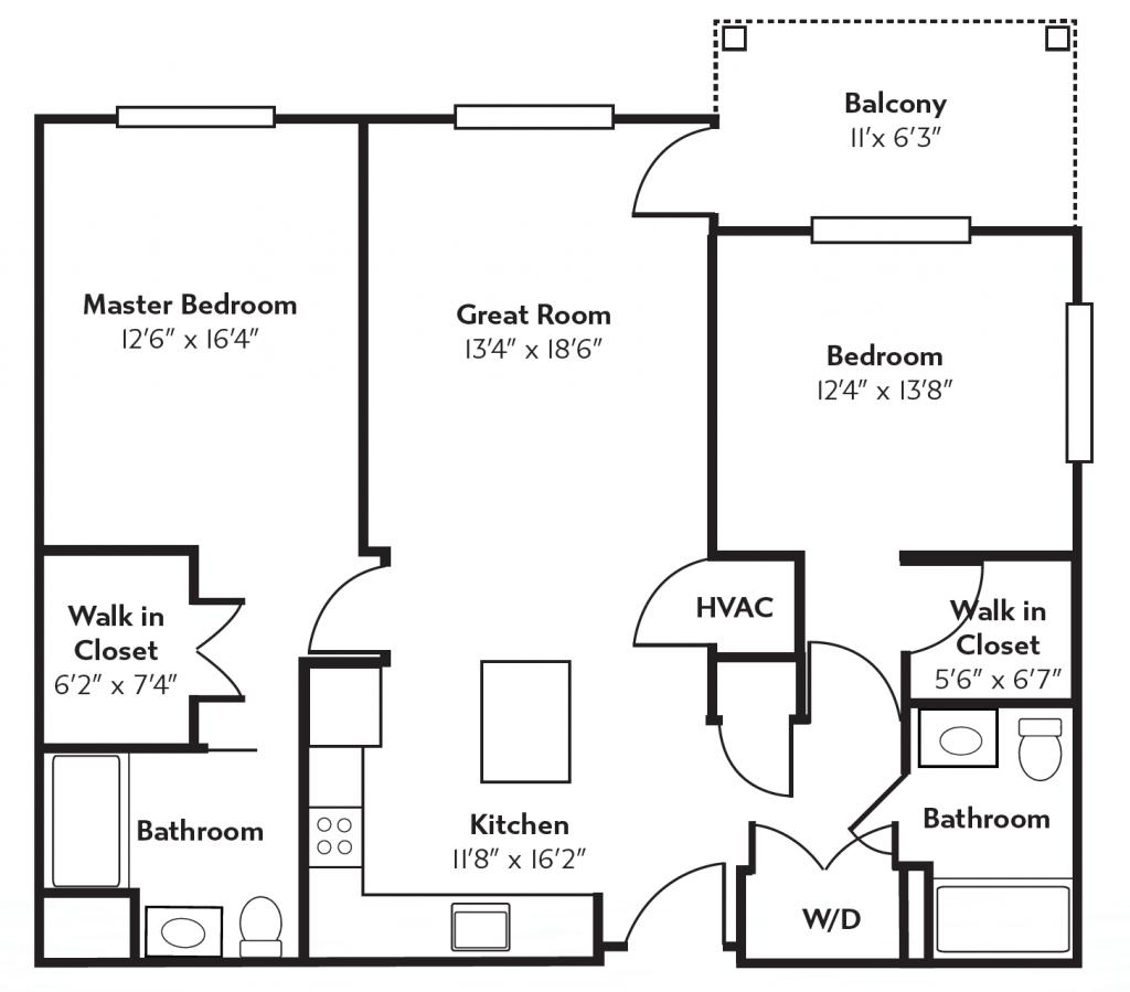 Michigan Floor Plan