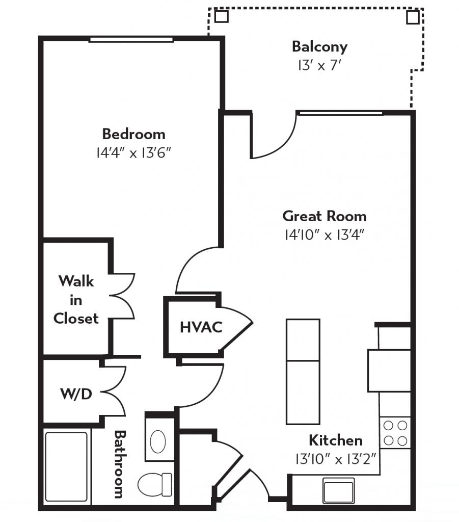 Cedarwood Floor Plan Layout