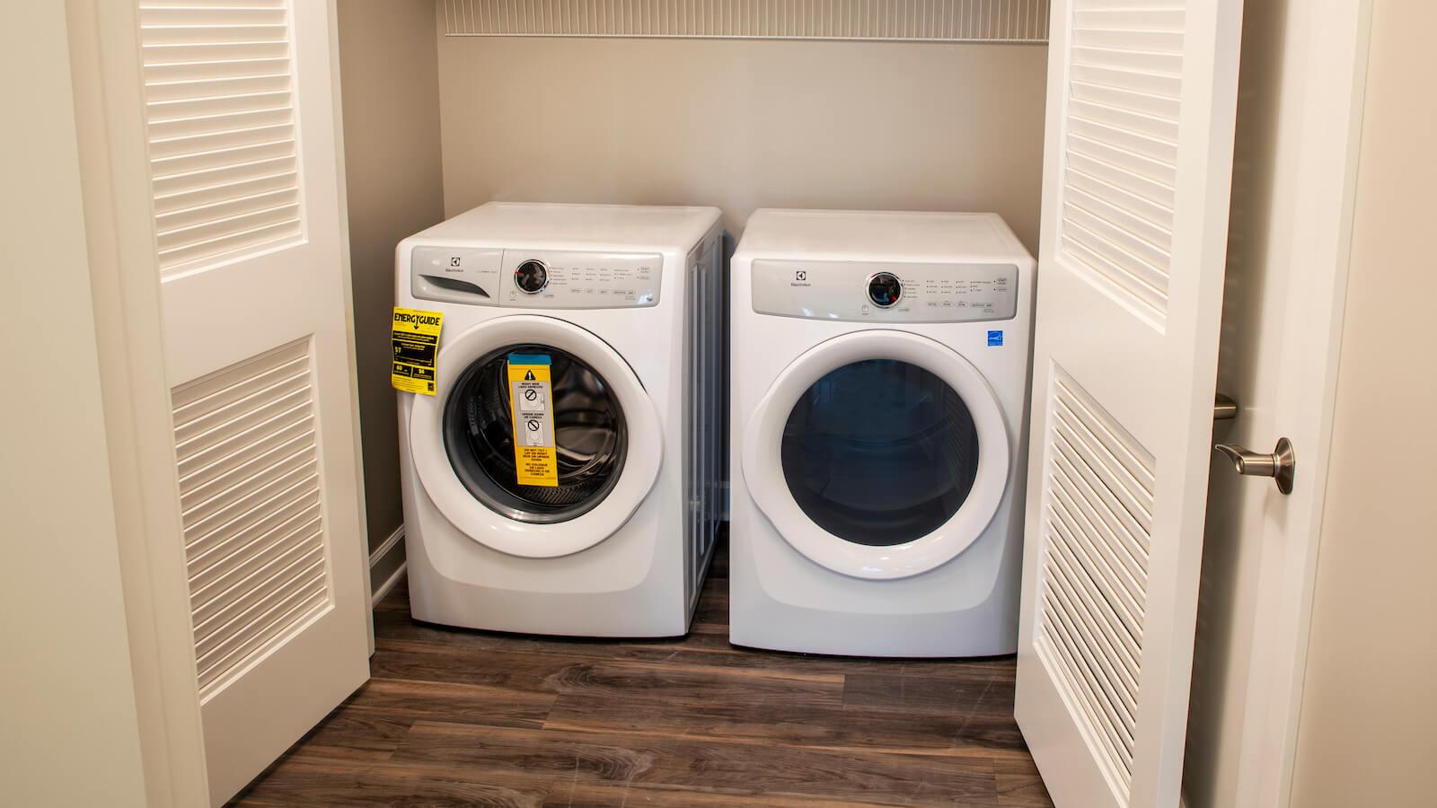 Rivertown Ridge Laundry