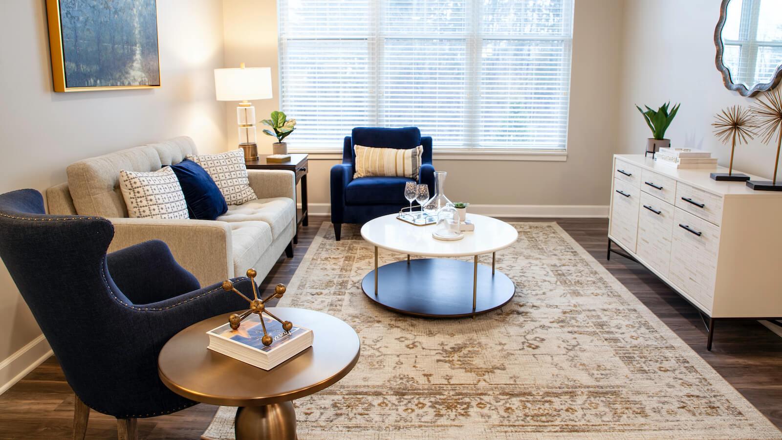 Rivertown Ridge Living Room