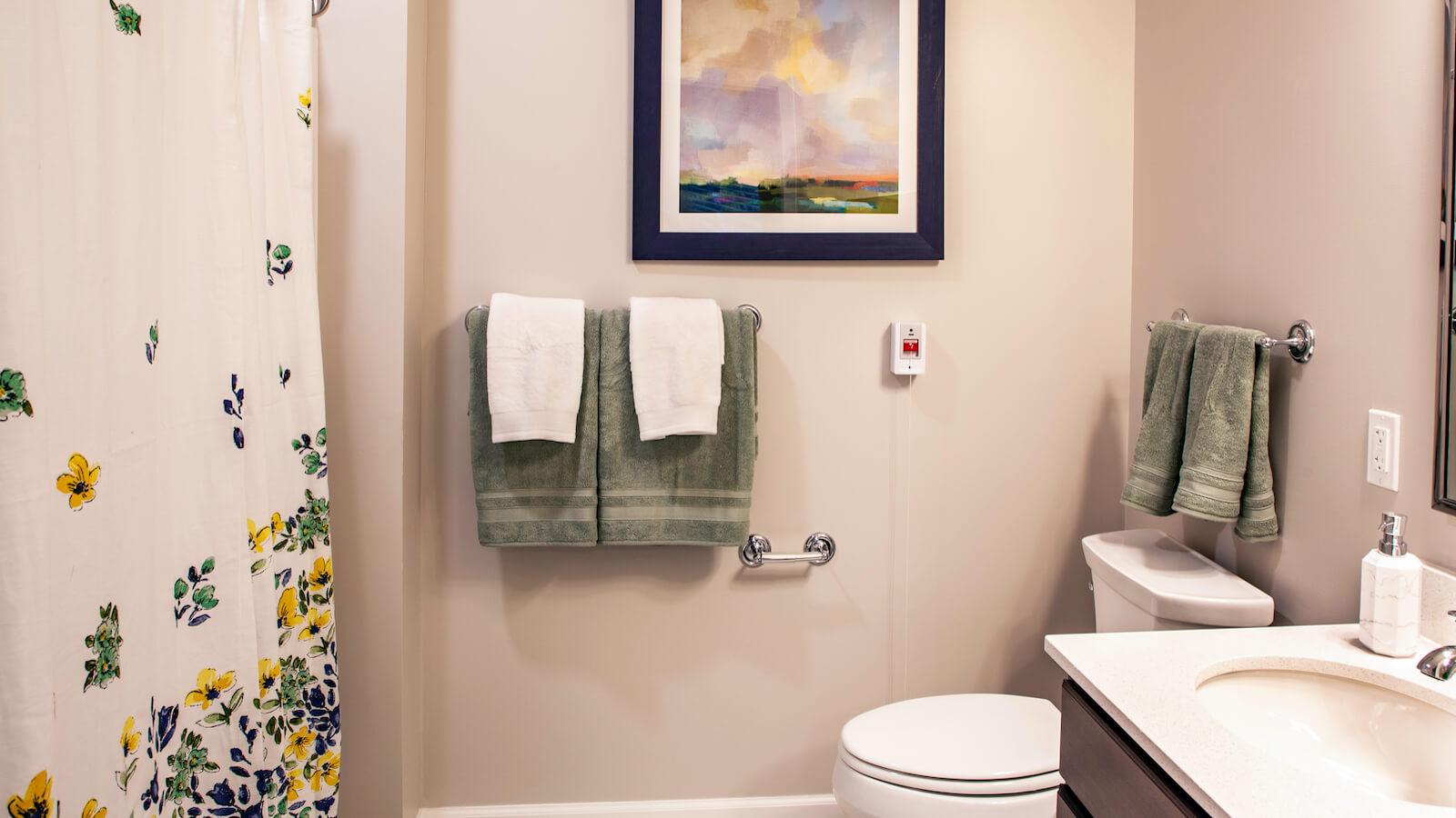 Rivertown Ridge Bathroom