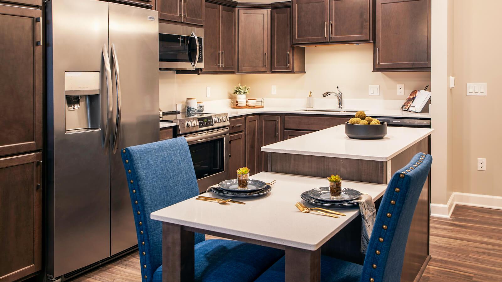 Rivertown Ridge Kitchen